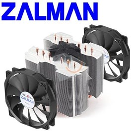 Zalman CNPS14X 140mm Fan Ultra Sessiz Intel AMD CPU Soğutucu