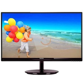 "Philips 234E5QSB/01 23"" 5ms Full HD D-Sub DVI Ultra İnce AH-IPS Led Monitör"