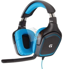 Logitech G430 Surround Gaming Kulaklık 981-000537