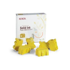 Xerox 108R00819 Phaser 8860 Sarı Yellow 8860W (6 Sticks)