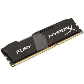 HyperX HX316C10FB/4 Fury Black 4GB 1600MHz DDR3 CL10