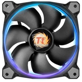 Thermaltake CL-F042-PL12SW-A Riing 120mm Ledli 256 Renk RGB Fan