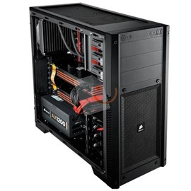 Corsair CC-9011014-600CX Carbide Series 300R CX600 Mid Tower Siyah 600W Kasa