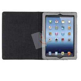 Trust 18523 Sleek Folio iPad Kılıf Gri