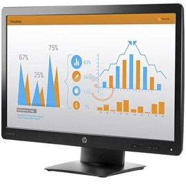 "HP K7X31AA ProDisplay P232 23"" 5ms Full HD DP D-Sub Led Monitör"