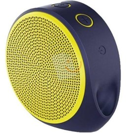 Logitech X100 Mobile Wireless Speaker Sarı 984-000364