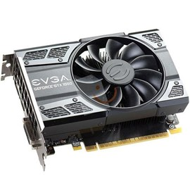 EVGA 04G-P4-6253-KR GeForce GTX 1050 Ti SC GAMING 4GB 128Bit GDDR5 16x