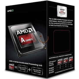 AMD A6-6400K Black Edition 3.9GHz/4.1GHz 1MB HD8470D FM2 İşlemci