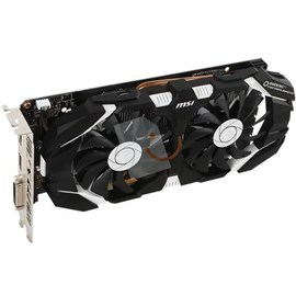 MSI GeForce GTX 1060 3GT OC 3GB GDDR5 192Bit 16x