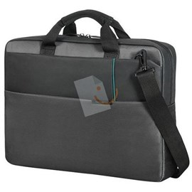 "Samsonite 16N-09-003 17.3"" Qibyte Notebook Çantası Antrasit"