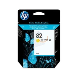 HP 82 C4913A 69-ml Sarı Kartuş 500ps 800ps 815mfp 510