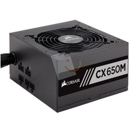 Corsair CP-9020103-EU CX Builder Serisi CX650M 650W 80+ Bronze Psu