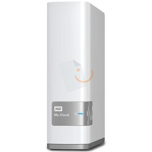Western Digital WDBCTL0080HWT-EESN My Cloud 8TB Gigabit Ethernet Usb 3.0