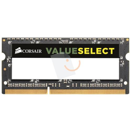 Corsair CMSO4GX3M1A1600C11 Value Select 4GB DDR3 1600MHz CL9 Notebook SODIMM
