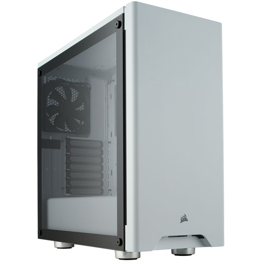 Corsair CC-9011133-WW Carbide Series 275R Beyaz Temperli Cam Mid-Tower ATX Gaming Kasa