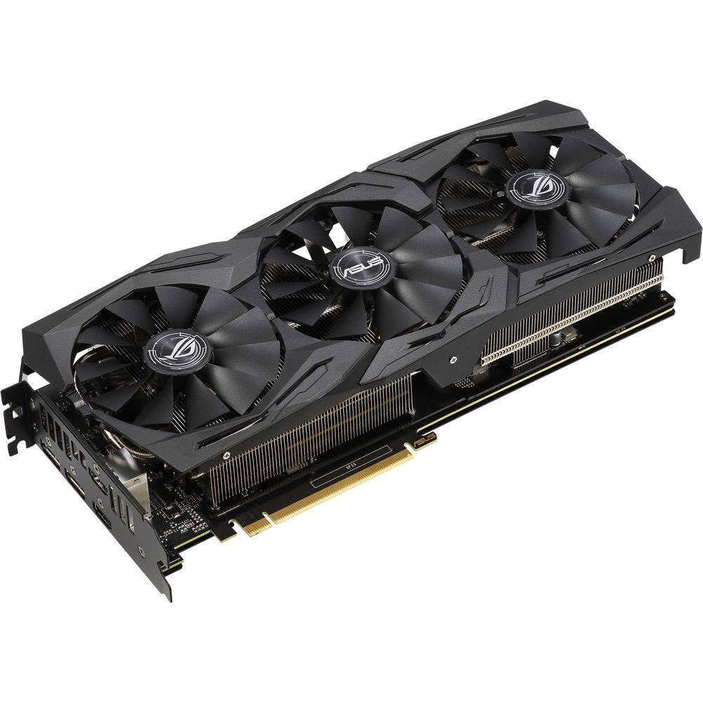 Asus ROG-STRIX-RTX2060-O6G-GAMING GeForce RTX 2060 OC 6GB GDDR6 192Bit 16x