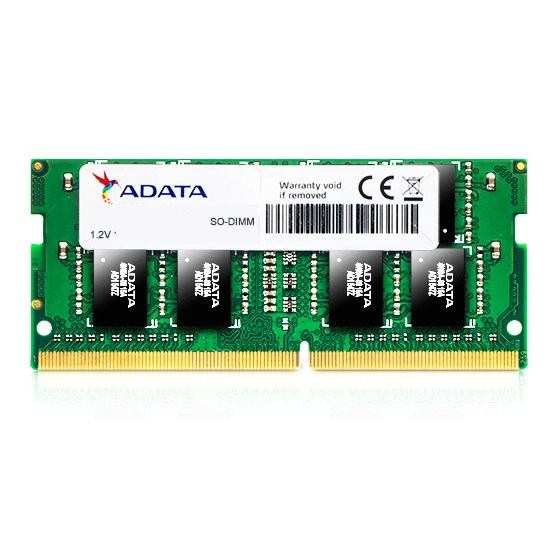 ADATA AD4S2400J4G17-S 4GB DDR4 2400MHz CL17 SODIMM Single