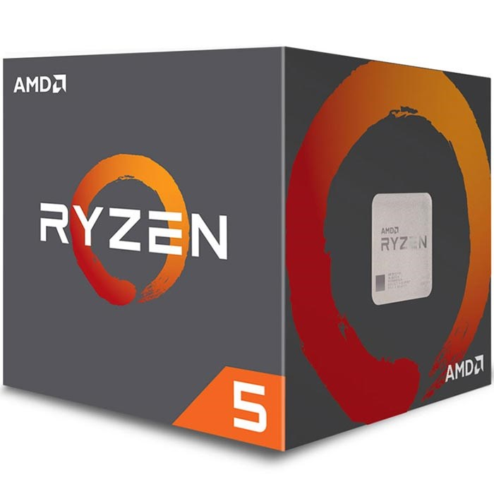AMD RYZEN 5 1600 3.6GHz 19MB 65W AM4 14nm İşlemci