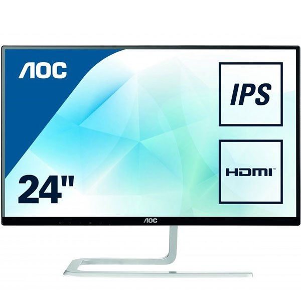 AOC I2481FXH 24 4ms Full HD D-Sub HDMI Ultra İnce AH-IPS Led Monitör