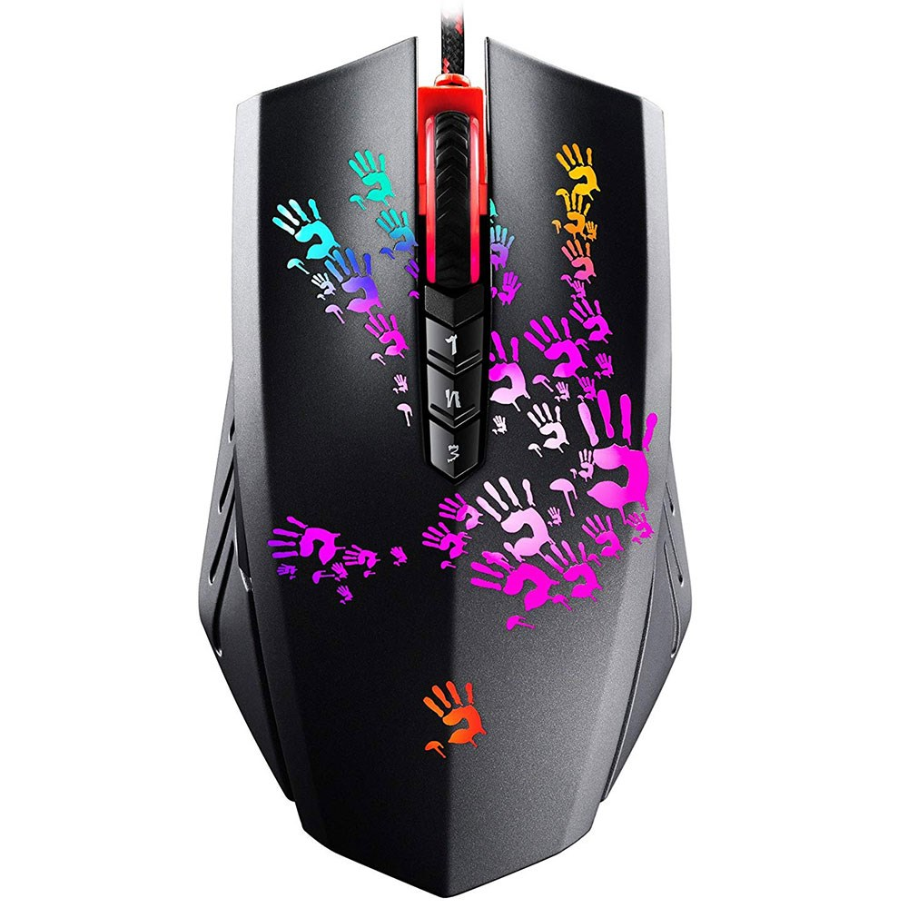 Bloody A60 Multicore Optik Metal Skatez Blazing Gaming Mouse