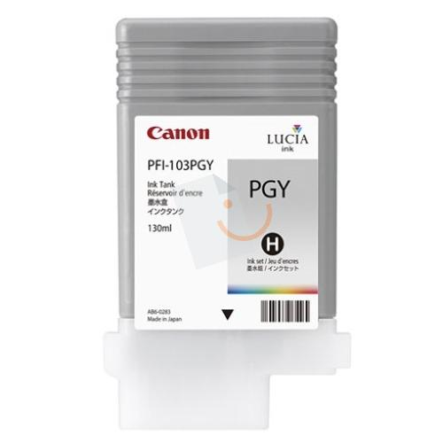 Canon PFI-103PGY Fotoğraf Grisi Kartuş IPF5100