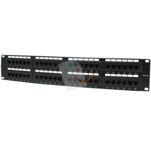 Codegen COD548 48 Port Cat5 Patch Panel