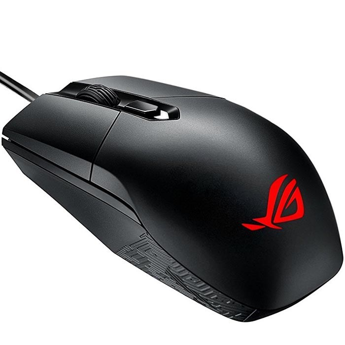 Asus P303 ROG Strix Impact Siyah Usb Optik Gaming Mouse