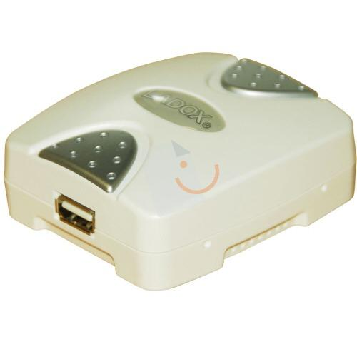 LADOX LD-3110 1 Port USB Print Server