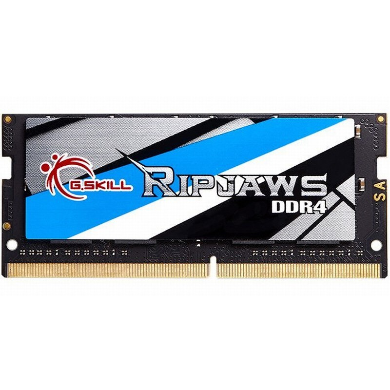 G.Skill F4-2400C16S-16GRS Ripjaws 16GB DDR4 2400Mhz CL16 SO-DIMM