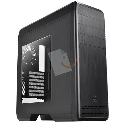 Thermaltake CA-1A7-00M1WN-00 Urban R31 Docking Station Siyah Pencereli Kasa