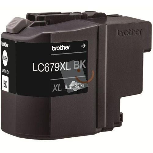 Brother LC679XLBK Siyah Toner MFC-J2320 MFC-J2720