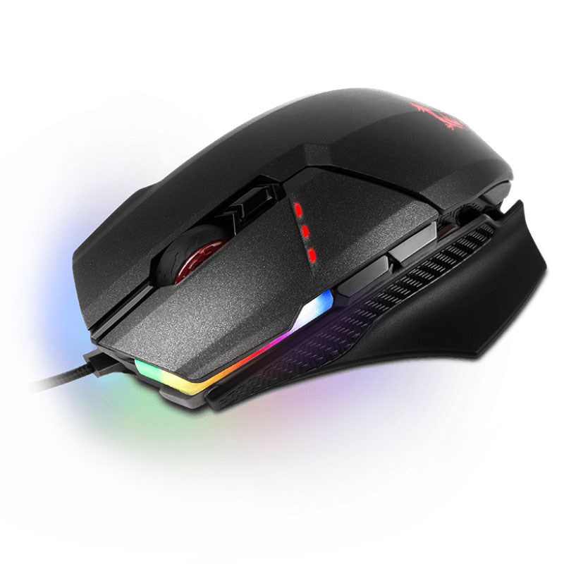 MSI Clutch GM60 RGB USB Gaming Mouse