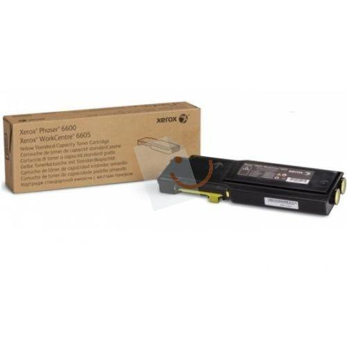 Xerox 106R02251 Sarı Toner Phaser 6600 WorkCentre 6605