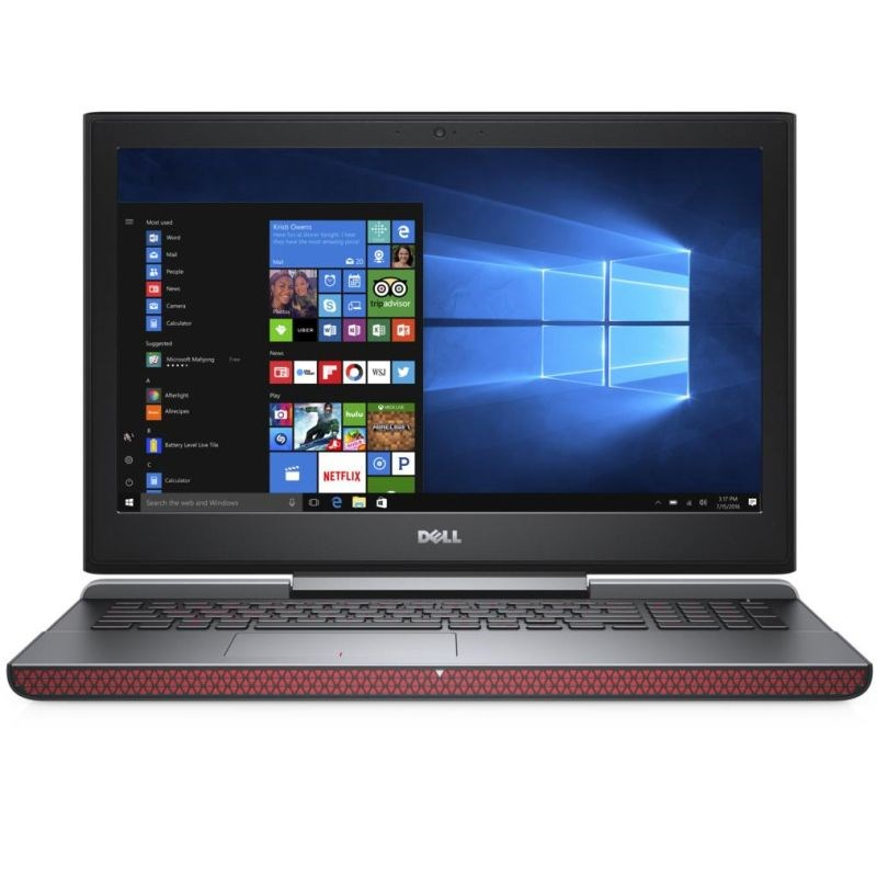 Dell inspiron 7567 4B30F81C Core i5-7300HQ 8GB 1TB GTX1050 4GB 15.6 Full HD Linux