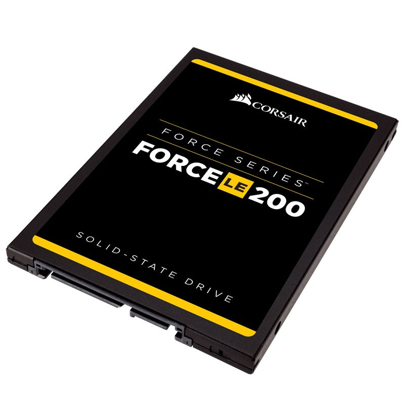 Corsair CSSD-F240GBLE200C Force Serisi LE200 240GB Sata3 2.5 SSD 560Mb-530Mb