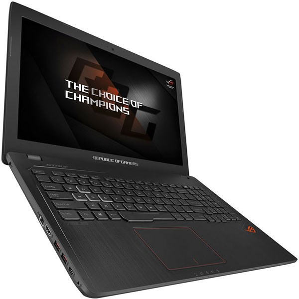 Asus ROG Strix GL553VE-DM107 Core i7-7700HQ 8GB 128GB SSD 1TB GTX1050 Ti 4GB 15.6 FHD FreeDOS
