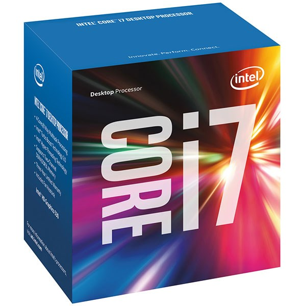 Intel Core i7-7700 4.2GHz 8MB HD 630 Vga Lga1151 İşlemci