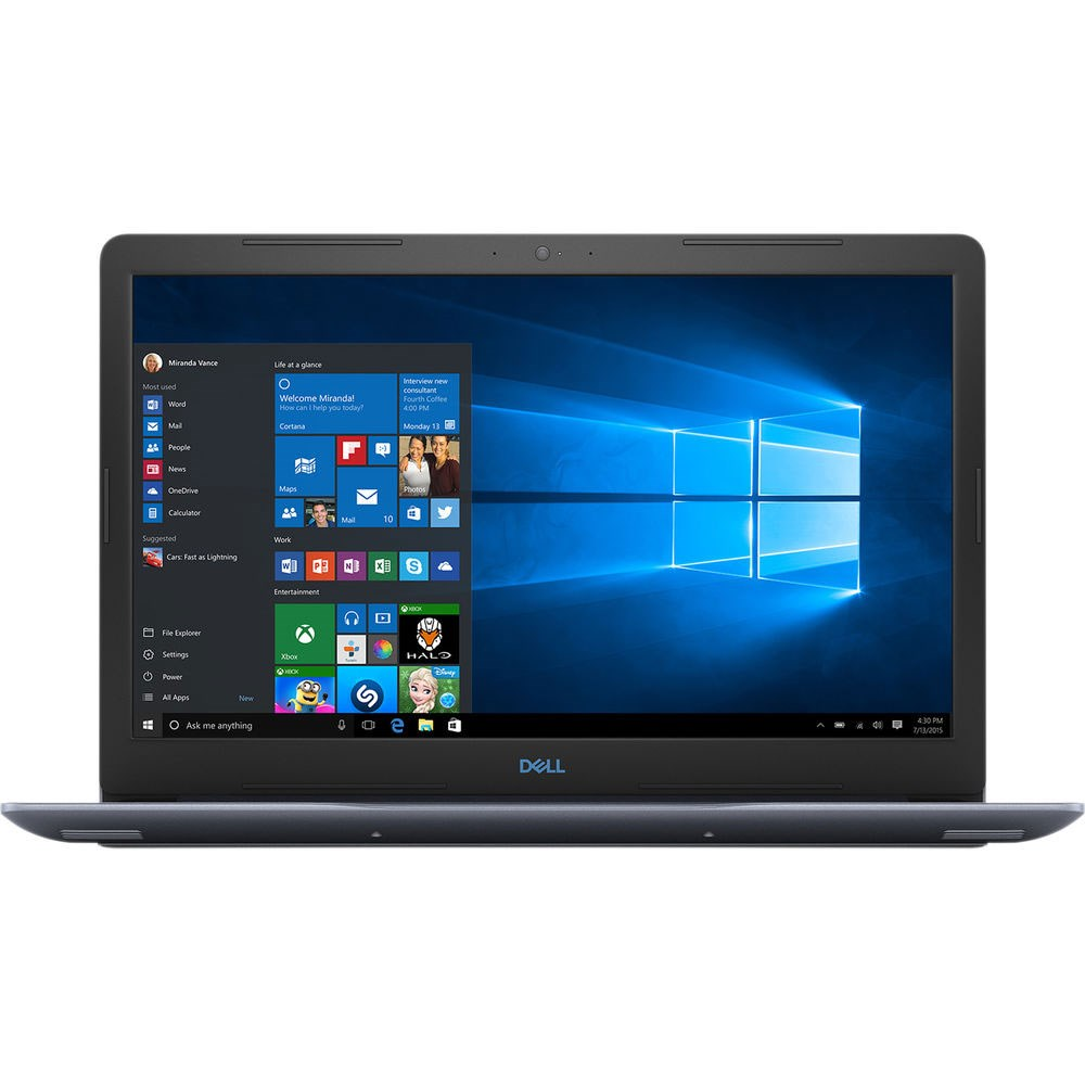 Dell G3 17 3779 FB75D128F161C Core i7-8750H 16GB 1TB 128GB SSD GTX1050 Ti 4GB 17.3 Full HD IPS Linux