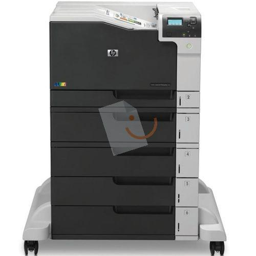 HP D3L10A Color LaserJet Enterprise M750xh Ethernet Usb A3 A4 Yazıcı