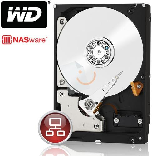 Western Digital WD10EFRX Red 1TB 64MB 5400Rpm Sata3 3.5 NAS Disk