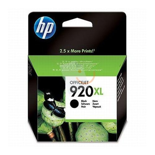 HP 920XL CD975AE Siyah Kartuş Officejet 6000 6500 7000