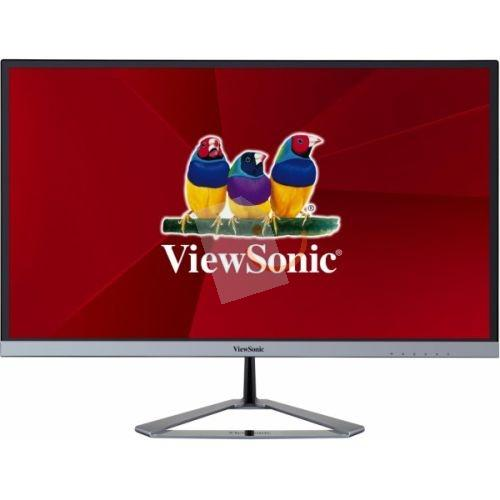 ViewSonic VX2776-SMHD 27 4ms Full HD HDMI DP Siyah Led IPS Monitör