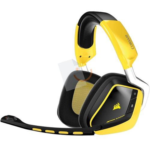 Corsair CA-9011135-EU VOID Wireless Dolby 7.1 RGB SE Yellowjacket Gaming Kulaklık