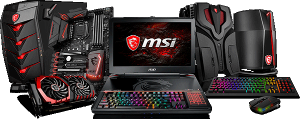 Msi Gaming Msi Notebook Msi Laptop