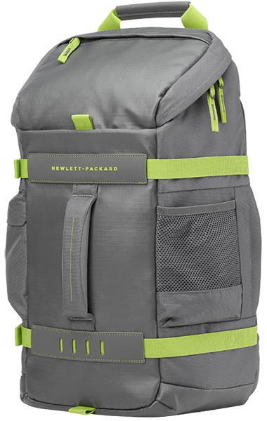 HP 15.6 in Gray Odyssey Backpack