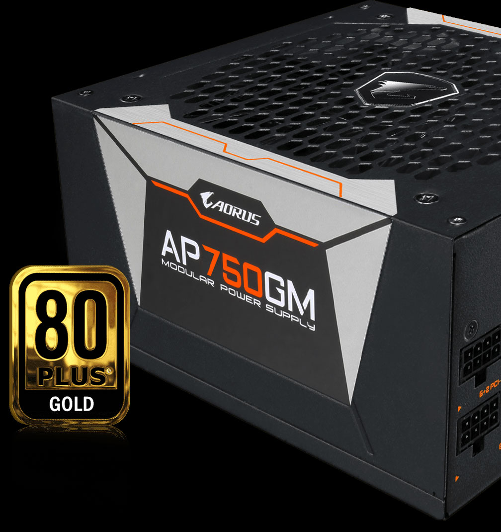 GP-AP750GM 80 Plus GOLD