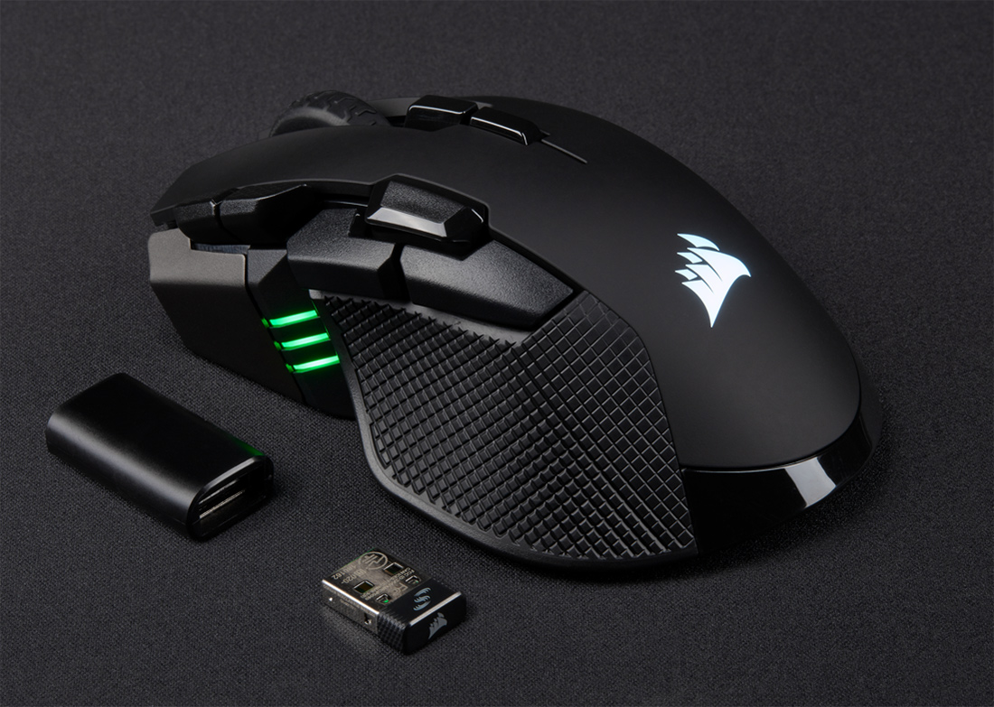 IRONCLAW RGB WIRELESS Gaming Mouse